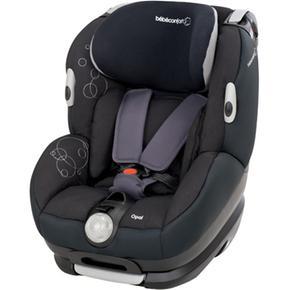 Bebe confort silla de coche grupo 0 1 opal total black for Silla coche bebe grupo 0