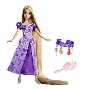 Peinados de princesa rapunzel