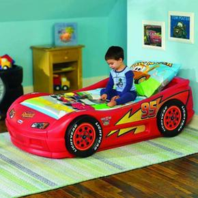 Little tikes cama disney cars rayo mcqueen - Juguetes disney cars ...
