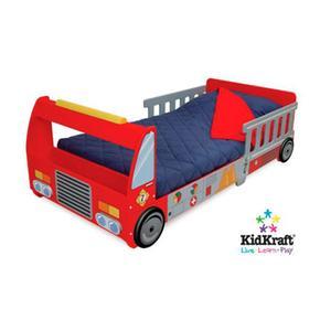 Camión En Kidkraft Forma Cama De Bomberos R5A3jL4