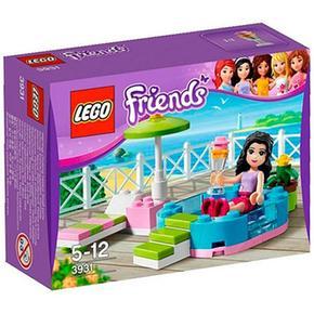 Lego friends la piscina de emma for Piscina lego friends