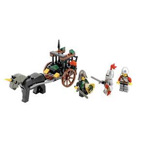 Encarcelamiento Lego En Carruaje Rescate El De CBerdxoW