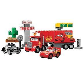 Lego – El Largo Viaje De Mack Cars