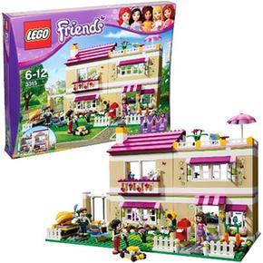 La Casa De Olivia – Lego Friends
