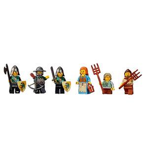 El El Del Pueblo Lego Pueblo Saqueo Lego Saqueo Del El EHD2I9