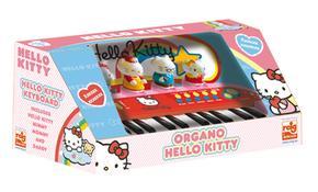 Hello Figuras Y Con Kitty Órgano Luces fYbg7y6v