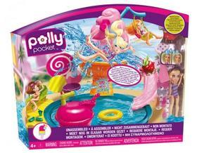 Chuchelandia Pocket En Polly Pocket Chapuzón Chapuzón Polly L34R5Aj
