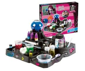 Monster High Laboratorio Monstruos