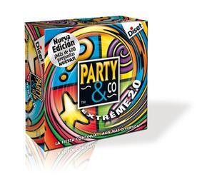 Partyamp; Co Partyamp; 2ª 2ª Partyamp; Extreme Versión Co Co Versión Extreme UVSpzM