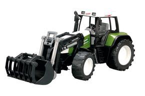 Tractor Pala Fricción