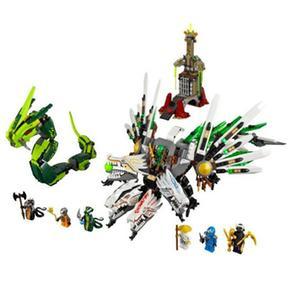 Lego Batalla Dragón De Ninjago Lego k80wnPO