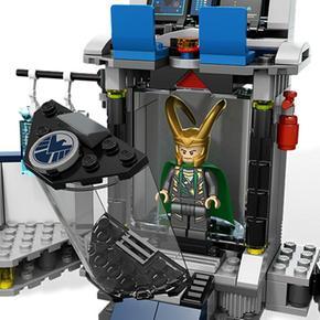 Hulk De Héroes La Del Helitransporte Lego Súper Fuga lFJ1TKc3