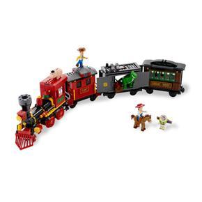 Del Lego Tren Story 3 Oeste Toy dBoWerCx
