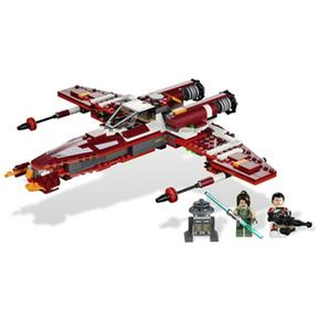 Striker Star class Lego Wars Republic Starfighter stQhrdC