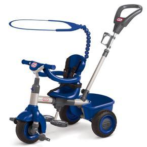 1 Súper Little Tikes Navi 3 Gris Azul En Triciclo 2YEDIe9WH