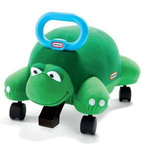 Correpasillos Tortuga Racers Tikes Turtle Little Acolchado Pilow WxCBorde