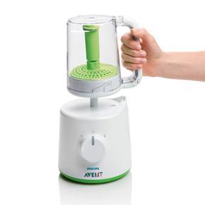 Robot Vaporera Combinadas Avent Cocina De Batidora Y Philips LSUMzqpVG