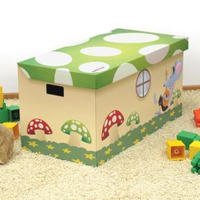 Caja baul para guardar objetos krooom - Como hacer un baul para guardar juguetes ...