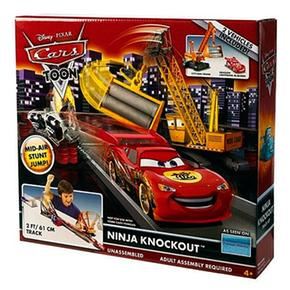 Pista ninja cars 2 - Cars en juguetes ...