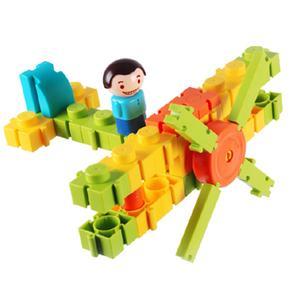 juego De Aviones Block Construcción Plane 9EDW2IH