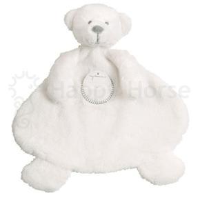 Doudou Osito Ivory Bear Bibi Tuttle 27 Cm