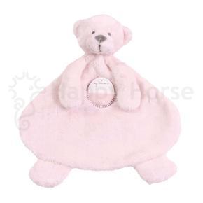 Doudou Osito Rosa Bear Bibi Tuttle 27 Cm