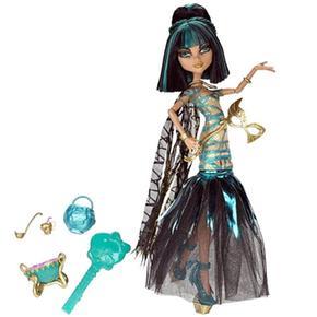 "Muñeca Monster High ""una Fiesta Divina De La Muerte"" – Cleo De Nile"