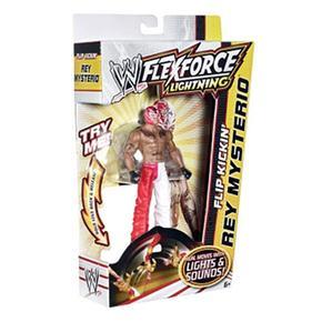 Figura Lightning Flexforce Rey Wwe Misterio hrdQxBtsoC