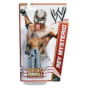 Rumble Misterio Figura Royal Rey Wwe fgY7by6