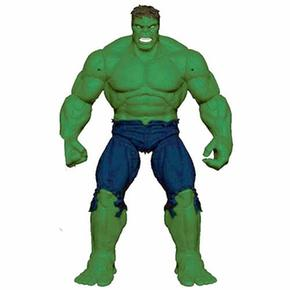 """Figura Electrónica Hulk """"los Vengadores"""""""
