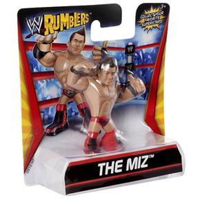 Wwe Rumblers Miz Figuras Figuras Wwe Rumblers The kXlOuwPiTZ