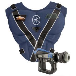 Power Set Ranger Laser Rojo Y Azul f7Y6Ibgyv