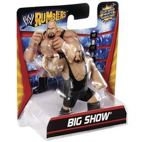 Figuras Wwe Rumblers Show Figuras Big PZukwOTXi