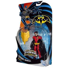 Mission Villano Battle Héroe Shield Pack Robin Batman DHWE9Y2I