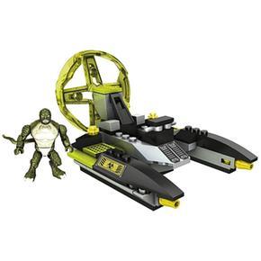 Speeder 91338 Mega Lizard Sewer Spiderman Bloks 4 Vehículo POikXZuT