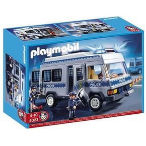 - Furgón De Policía – 4023 Playmobil