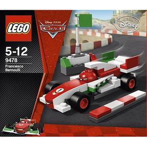 Lego Cars – Francesco Bernoulli – 9478