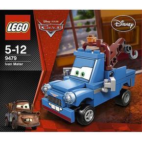 Lego Cars – Ivan Mater – 9479