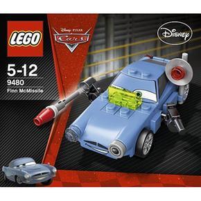 Lego Cars – Finn Mcmissile – 9480