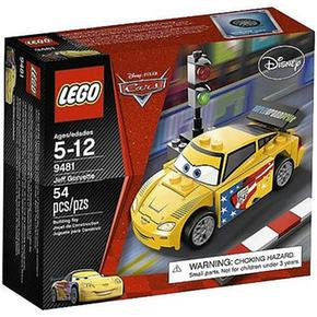 Lego Cars – Jeff Gorvette – 9481