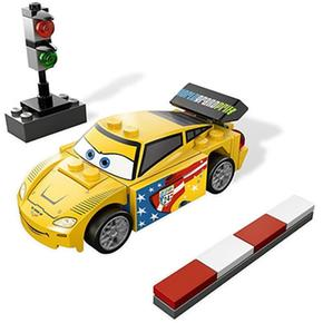 Cars Jeff Jeff Lego Lego 9481 Cars Gorvette uZXPiOk