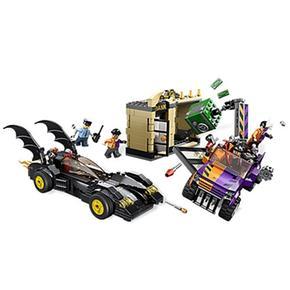 Caras La Lego Dos Persecución Batmovil Y 6864 El Súper Héroes De nOk0wP