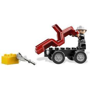 Lego Duplo El Jefe De 6169 Bomberos rCBoWxQde