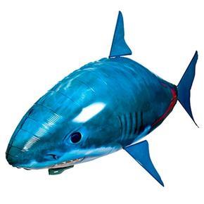 Helio Air Swimmer Control¡¡necesita De Radio Tiburón Bombona JclFK1