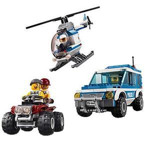 Policía Lego Estación City De Forestal 4440 ZikuTPOX