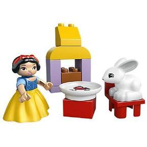 Blancanieves 6152 La Cabaña Lego De Duplo DYe2WEIH9