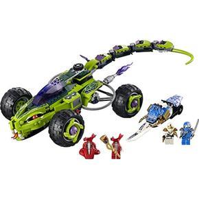 Escorpión Emboscada Lego 9445 El Ninjago En Todoterreno drCWoxBe