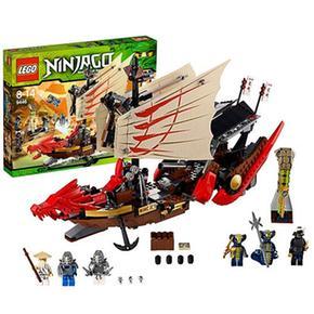 Ninja De Asalto 9446 Ninjago Barco Lego hQtCrds