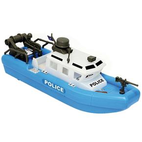 Sizzlin Cool – Barco De Policía