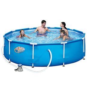 piscina desmontable 305x76cm con depuradora sizzlin cool
